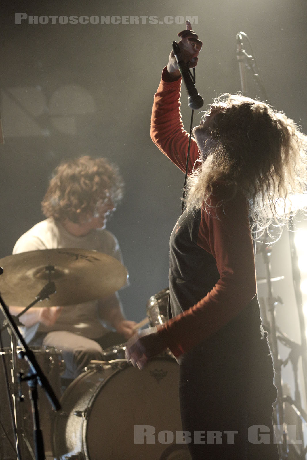THE ORWELLS - 2017-02-27 - PARIS - Point Ephemere